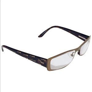 Dior CD 3660/STRASS rhinestone eyeglass frames